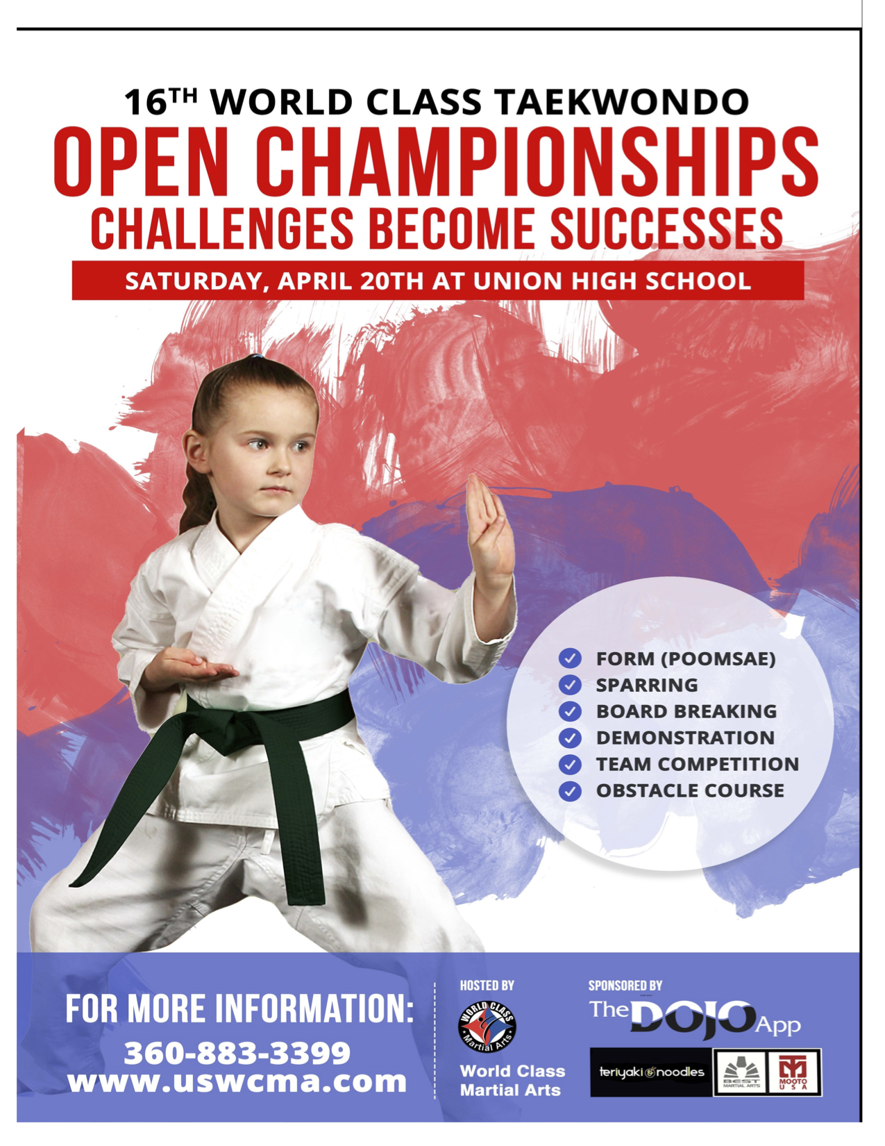 2019 WCMA Open Championship